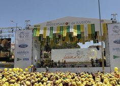 """Portafolio: Evento """"Aniversarios de la ilusión"""" ONCE"""