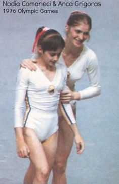 Gymnastics History, Gymnastics Posters, Gymnastics Pictures, Sport Gymnastics, Artistic Gymnastics, Olympic Sports, Olympic Team, Olympic Games, Nadia Comaneci Perfect 10
