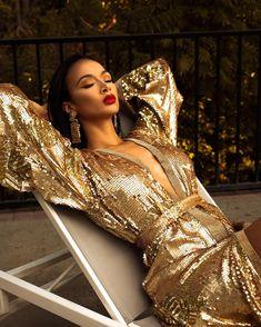 Draya Michele X Vogue Brasil