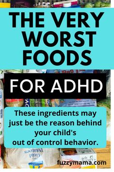 Adhd Diet, Adhd Help, Add Adhd, Symptoms Of Adhd, How To Eat Less, How To Stay Healthy, Kids With Adhd, Adhd Quotes