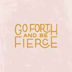 My friend @shannieclaire sent this to me today. I needed it. Fierce is my word for 2018 and I needed to be reminded of that! What's your word? #fierce2018 #Regram via @kirstentyrrel