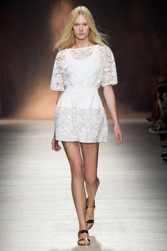 Blumarine collection printemps/été 2015 #mode #fashion