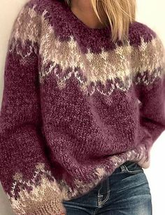 Mohair Sweater, Loose Sweater, Long Sleeve Sweater, Sweater Cardigan, Chunky Cardigan, Thick Sweaters, Casual Sweaters, Wool Sweaters, Sweaters For Women