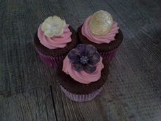 chocolade cupcakejes