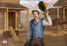 Doomtown - The Sherif Novice by LarryWilson on deviantART