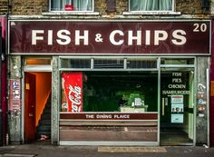 The Dining Plaice (Young Model) – Shopfront Elegy