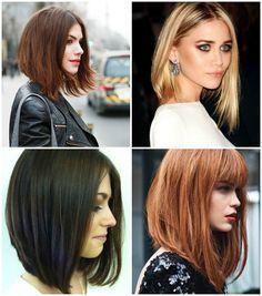 Coupes De Cheveux Pour Visage Carré, Cheveux Très Fins, Coupe Cheveux  Epais, Caré 0572f1e336c