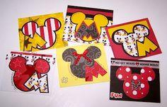disney tip envelopes | Mousekeeping Tip Envelopes for Disney | Disney Totally making these!!!