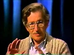 """▶ Noam Chomsky: """"Thought Control In Democratic Societies""""   Rise Up Times"""