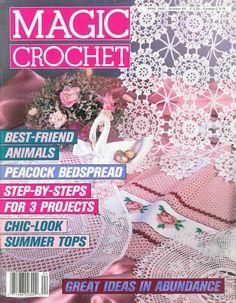 Magic Crochet n° 65 - leila tkd - Picasa Webalbumok