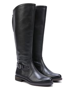 New VINCE CAMUTO CHEREE CHOCOLATE CAKE LEATHER KNEE HIGH BOOTS 7 M