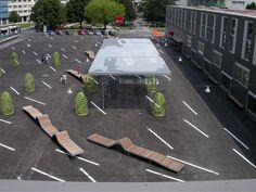 10 Idealice landscape architecture centrum odorf « Landscape Architecture Works | Landezine