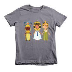 Egyptian Princess Kids T-Shirt