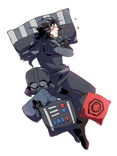 Fans Darth Vader