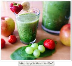 Groen(t)e Fruit Smoothie