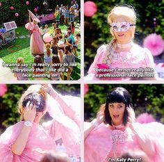 if only that was my birthday party. Katy Perry Music Videos, Katy Perry Birthday, Birthday Video, Professional Painters, Lipstick Collection, Cover Girl, Her Music, Matte Lipstick, Boards