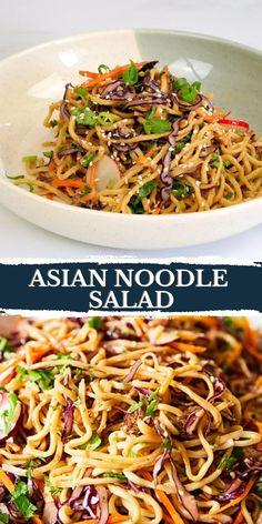Easy Casserole Recipes, Easy Pasta Recipes, Pasta Salad Recipes, Healthy Salad Recipes, Lunch Recipes, Vegetarian Recipes, Dinner Recipes, Cooking Recipes, Dinner Ideas