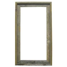 i can see some fun projects with these 10 x 20 barn wood open frame