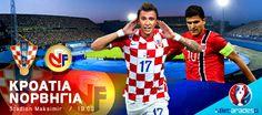 """Κροατία - Νορβηγία: Να """"κλειδώσουν"""" την πρόκριση θέλουν οι γηπεδούχοι http://www.betarades.gr/kroatia---norvigia-na-kleidosoun-tin-prokrisi-theloun-oi-gipedouxoi_p_28415.html #Croatia #Norway #Euro2016"""