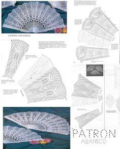 patron+crochet+abanico.jpg (772×960)