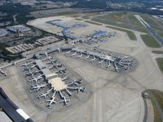 Charlotte Douglas International Airport - CLT