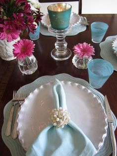 love it all - napkin ring/napkin, color