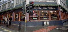 The Sir John Oldcastle    29-35 Farringdon Road  Farringdon  Greater London  EC1M 3JF... @Elizabeth Quellet... Oh the memories!