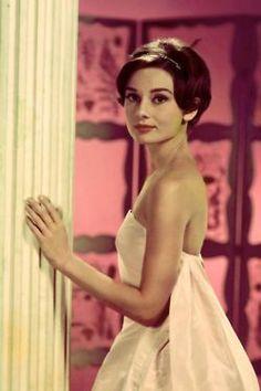 Audrey Hepburn in War and Peace