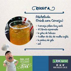 Gente que tal inovar na bebida? As meninas do blog @leiaasmeninas passaram esta receita e achamos beeeeem interessante. Anota e faz!  COMO PREPARAR? Passe a borda do copo em meio limão e vire-a sobre um pires com sal. Depois dentro do copo coloque todos os ingredientes e misture.  Beba com moderação!  #rmexpress #resolvesuavida #economiasemestresse #recife #caruaru #receita #drinks #cerveja # by rmexpressoficial http://ift.tt/1XAjJ7A