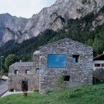 Spectaculaire renovatie van een oude hoeve in Chamoson Zwitserland