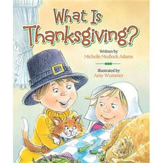 What Is Thanksgiving (Board Book), Black