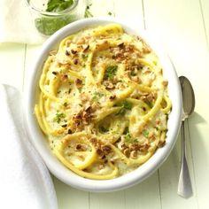 Ovenschotel met macaroni en kaas Recept | Weight Watchers Nederland