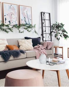 Has anyone else been sneaking little touches of Christmas into their homes?! How beautiful are the colours in this space by @oh.eight.oh.nine Featuring our side table which has now been sold out. Dont worry though we have lots of new products in store and online with 20% off using the code seeksale .. ... .... ..... ..... ...... ....... ........ ....... ...... ..... ... .. . #design #interiordesign #home #decor #freedomaustralia #homedecor #adairs #inspiration #furniture #decoration…