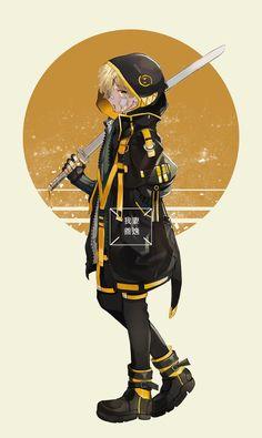 Agatsuma Zenitsu from Demon Slayer Chica Anime Manga, Otaku Anime, Anime Chibi, Anime Guys, Anime Art, Anime Angel, Anime Demon, Demon Slayer, Slayer Anime