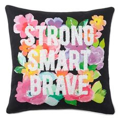 MayBaby Flower Power Pillow Covers | PBteen