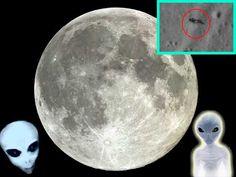 ¿OVNIS en la Luna?