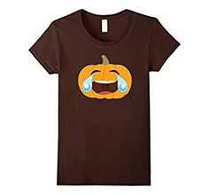 Pumpkin Tears Joy Asian Emoji Halloween Thanksgiving T-Shirt - Buy it here: http://amzn.to/2f7ZcVF #halloween   #halloweenshirt #thanksgivingshirt #thanksgiving #holiday