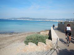 Majorca Sunshine Beach  Cycling 60 Min. Workout