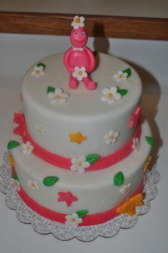 Yo Gabba Gabba  bday cake