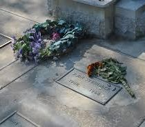 John Steinbeck's grave - Salinas, California, USA https://www.flickr.com/photos/whsieh78/8049199641