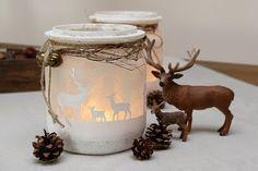 Winter-Weckglas