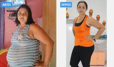Geise conseguiu perder 30 quilos - Foto: Acervo pessoal