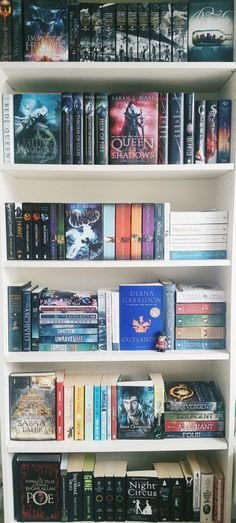 ''Her dearest friends were characters in books.''