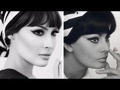 ▶ Sophia Loren Makeup Look: NikkieTutorials Collab - YouTube