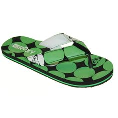 Roxy Ladies Roxy Polka Flip Flops. Green An Absolute Summer Essential So Ditch Those Trainers And Grab Yourself A Pair Of Roxys http://www.comparestoreprices.co.uk//roxy-ladies-roxy-polka-flip-flops-green.asp