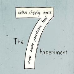 The 7 Experiment by Jen Hatmaker - Fabulous Read!!!  I think I will base my lenten fasts on this book...