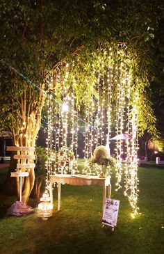 Iluminación eventos Armony You are in the right place about Backyard Wedding dance floor Here we offer you the most beautiful pictures about the mexican Backyard Wedding you are looking Read Forest Wedding, Fall Wedding, Wedding Ceremony, Rustic Wedding, Our Wedding, Wedding Venues, Dream Wedding, Outdoor Ceremony, Wedding Backdrops