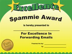 funny office awards - Google Search | The Woodies | Pinterest ...
