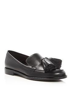 $Frances Valentine Greta Tassel Loafer Flats - Bloomingdale's