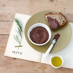 chocolate and olive oil